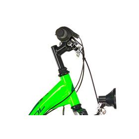 s'cool XXlite 20 7-S - Vélo enfant - steel vert
